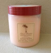 ASQUITH & SOMERSET ISLAND PARADISE PINEAPPLE MANGO EXFOLIATING SUGAR SCRUB
