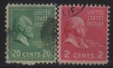 [JSC]1938 United States Postage old stamps collection A