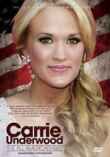 Carrie Underwood: All American Girl - Unauthorized Documentary New DVD