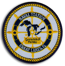 US NAVY NAVAL STATION GREAT LAKES ILLINOIS RECRUIT TRAINING