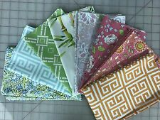 Freespirit Dena Designs Chinoiserie Chic Fabric Fat Quarter Bundle
