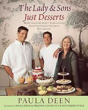 The Lady and Sons Just Desserts, Paua Deen Cook Book