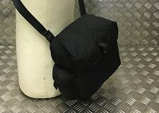 Genuine Military Issue Special Forces Type Haversack Shoulder Bag Stealth Black