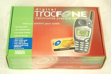 New NIB Tracfone Nokia 5180i with 60 minutes plus 10 minutes airtime card