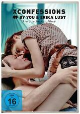 XConfessions - By You & Erika Lust (2014) - DVD - FSK 18 - NEU & OVP