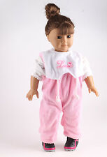 lovely fashion clothes outfit for 18inch American girl doll party b458