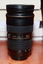 Nikon AF-S FX NIKKOR 24-70mm 24-70 f/2.8G ED Zoom USA AF Lens. PLEASE READ