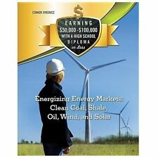 Energizing Energy Markets: Clean Coal, Shale, Oil, Wind, and Solar (Ea-ExLibrary