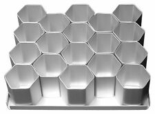 Alan Silverwood 18 piece 2 inch Mini Hexagon Pan 126842