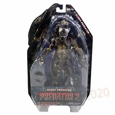 "Neca PREDATOR 2 Series 6 Scout Predator Lost Hunter 7"" Action Figure New In Box"