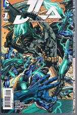 JLA Justice League America #1 Bryan Hitch Gate-Fold 1:100 Variant DC 52 2015