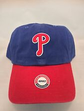 PHILADELPHIA PHILLIES TWIN ENTERPRISES ADJUSTABLE SOFT BRIM HAT - NEW!