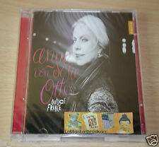 ANNE SOPHIE VON OTTER DOUCE FRANCE   *ALBUM 2 CD-AUDIO - NEUF *