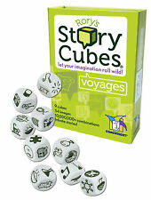 RORY'S STORY CUBES - VOYAGES - EPIC ADVENTURE STORYTELLING DICE GAME GAMEWRIGHT