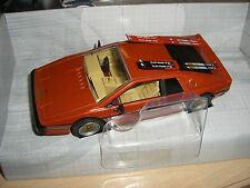 CORGI LOTUS turbo voiture miniature NEUF JAMES BOND 007 dans mortelles mission 1:36