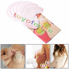 10x Instant Breast Lift Bra Invisible Tape Push Up Boob Uplift Shape Enhancers