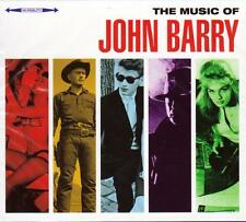 THE MUSIC OF JOHN BARRY (NEW SEALED 2CD)