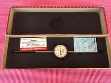 Starrett Dial Indicator 3 Inch Range With 2.25 DIA FACE light Weight   25-3041j