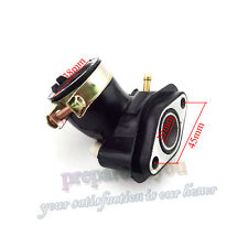 Intake Manifold Inlet Pipe For GY6 SUNL Baotian Znen Jmstar Moped Scooter 50cc