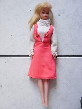 Barbie/Petra  -u.a. Hong Kong Puppe - mit Kleidung - 29 cm  Format - 70 er Jahre