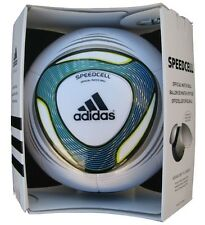 ADIDAS SPEEDCELL AUTHENTIC OFFICIAL MATCH BALL 2010 + BOX !!VERY RARE!! FOOTGOLF