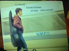 BRUCE FORMAN - In Transit.. ~ MUSE 5299 *1982* {ORIG} w/Ed Kelly, Eddie Marshall
