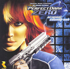 FREE US SH (int'l sh=$0-$3) NEW CD : Perfect Dark Zero Soundtrack