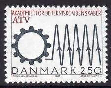 Denmark MNH 1987  50th Anniversary of the Academy of Technical Sciences