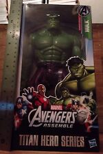 Incredible Hulk 12-Inch Figure MISB TITAN Heroe Series Marvel Avengers Assemble