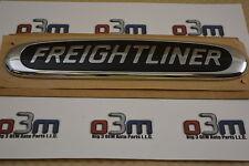 """2003-2006 Dodge Sprinter 9.75"""" x 2"""" Freightliner Hood nameplate emblem new OEM"""