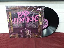 A DAY TO REMEMBER Bad Vibrations LP Vinyl Unplayed ADTR Records pop punk