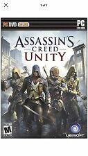 Assassin's Creed: Unity -- Limited Edition (PC, 2014) Brand New Free Shipping