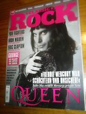 CLASSIC ROCK 3/2011 +CD mit QUEEN ERIC CLAPTON IRON MAIDEN FOO FIGHTERS NAZARETH