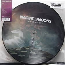 "IMAGINE DRAGONS ""Night Visions"" Picture Disc Record Store Day RSD 2014"