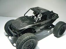 AXIAL YETI JR CARBON FIBER BODY/ROOF/ INTERIOR COMBO BY FINAL EVOLUTION