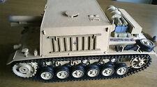 RESIN Umbausatz 15 cm Sturm - Infanteriegeschütz 33 auf Panzer III (B) 1:16 (56)