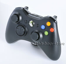 Microsoft Xbox 360 PC 2.4GHz Wireless Remote Controller Game Pad Gamepad (Black)