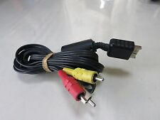Original Sony Playstation 1 / 2 / 3 / 4 AV Kabel