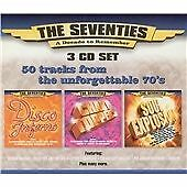 Seventies, The - A Decade To Remember,Artist - Various Artists, in Good conditio
