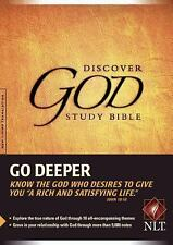Discover God Study Bible: New Living Translation, Bright Media Foundation, Good