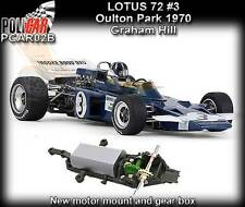 Policar CAR02B Lotus 72 Oulton Park 1970 - use on Scalextric, Carrera etc