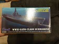 Submarine US Gato Class 85-0384 Revell