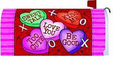 Converse Heart Valentine - Mailbox Makeover Vinyl Cover w Magnetic Strips MM2646