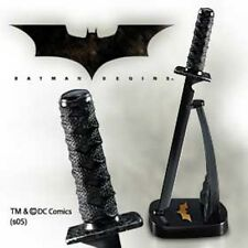 Batman Begins -  Ninja Sword Letter Opener with stand by Noble Collection NN4593