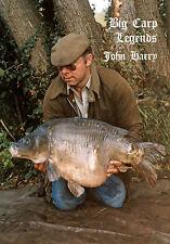 BIG CARP LEGENDS  by JOHN HARRY - SPRING SALE WAS £30 NOW £9.99