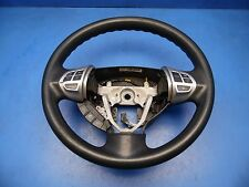 08-12 Lancer OEM steering wheel w/ radio & cruise controls switch STOCK factory