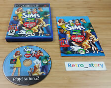 PS2 Les Sims 2 Animaux & Cie PAL