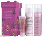 Sanctuary Spa BRIMMING FULL OF LOVE White Lily & Damask Rose Gift Box TRIO