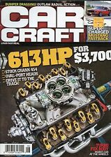 Car Craft Magazine August 2014 Outlaw Radial Action / Turbo Fox Body