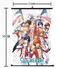 Japan Anime Uta no Prince sama Maji L Wall Scroll Poster cosplay 1036